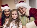 Кэти Перри и Орландо Блум в костюмах Санты посетили детскую больницу