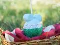 В Диснейленде появился пасхальный десерт в виде Микки Мауса