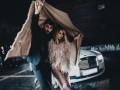 На съемках нового видео LOBODA разбили эксклюзивный Rolls-Royce