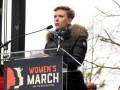 Женский марш против Трампа: Йоханссон, Терон и Мадонна выступили с протестом