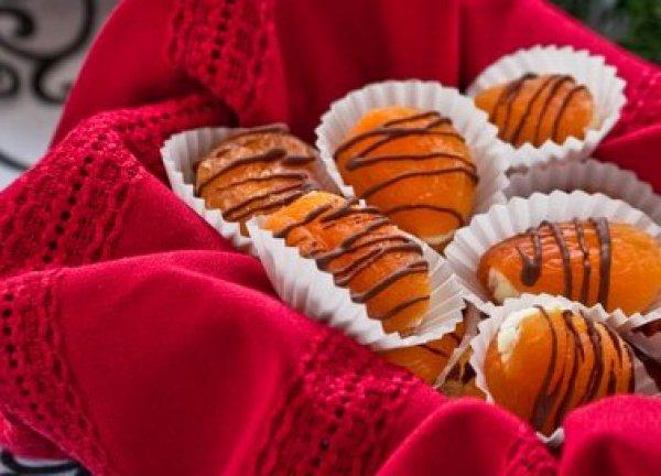 Рецепт                  Абрикосовые конфеты