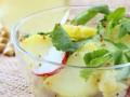 Пасхальные рецепты: Картофельный салат по-весеннему