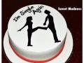 Развод – не повод для уныния: веселые торты для такого события