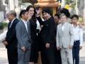 Анджелина Джоли посетила Камбоджу с детьми