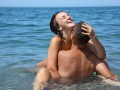 ТОП-5 лучших поз для секса в воде