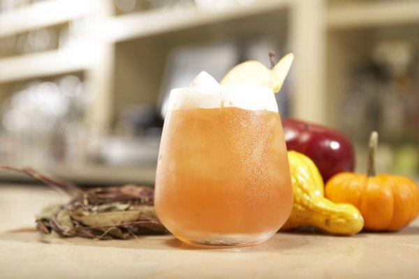 Рецепт                  Грушево-яблочный коктейль