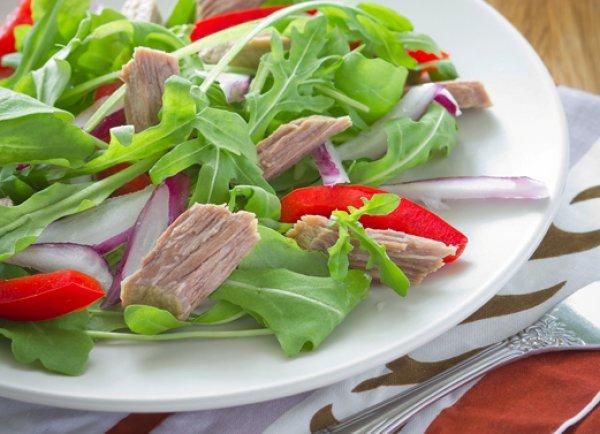 Рецепт                  Салат из отварной говядины