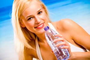 На этой диете тебе придется выпивать не менее трех литров воды в день