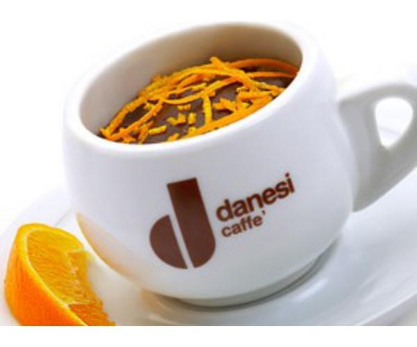 Рецепт                  Горячий шоколад с апельсиновым сиропом