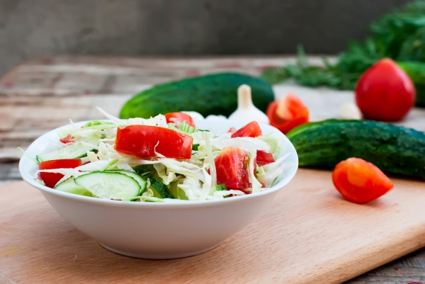 Салат из редиса: рецепт с фото