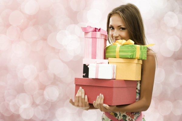 Обязательно порадуй свою подругу приятным и нужным подарком