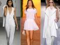 Правила, как носить белые вещи