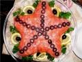 Салат Морская звезда: Рецепт приготовления
