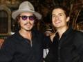 Джонни Депп и Орландо Блум повздорили на съемках фильма
