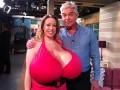 Порноактриса с самой большой грудью шокировала британцев