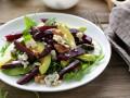 Салат из свеклы с авокадо и сыром