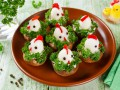 Пасхальные блюда в виде цыплят: ТОП-5 рецептов