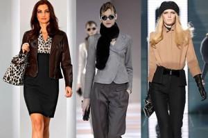 32' Деловой стиль одежды развился из классического стиля.