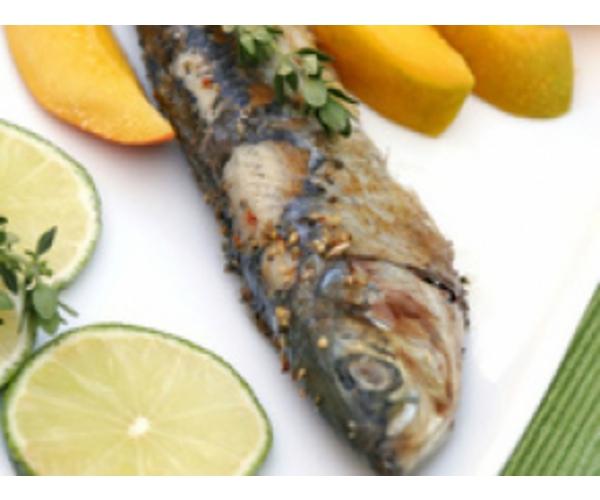 Рецепт                  Рыба на пару