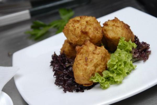 Рецепт                  Ирландские картофельные блинчики