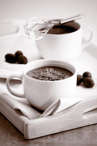 Рецепт                  Горячий шоколад от Джейми Оливера