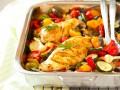 Запеченная курица с овощами: ТОП-5 рецептов