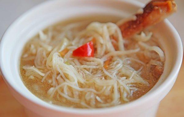 Рецепт                  Густой суп из утки