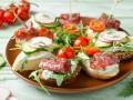 Пасхальные закуски: ТОП-5 рецептов весенних бутербродов