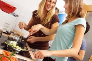 Чтобы стать хорошим кулинаром, импровизируй на кухне