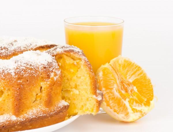 Апельсиновый пирог: рецепт приготовления простой выпечки