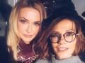Beauty-образы дня: Ольга Сумская с дочкой Антониной
