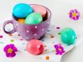 Как покрасить яйца на Пасху: 7 полезных советов