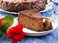 Десерты на Новый год: Шоколадный чизкейк