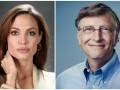 Джоли и Билл Гейтс возглавили рейтинг самых вдохновляющих персон 2016 года