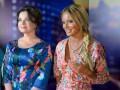 Дана Борисова и Наташа Королева в Киеве обсудили пробемы лишнего веса