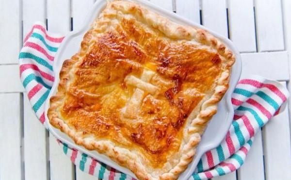 Рецепт                  Пасхальные рецепты: Торта Паскуалина