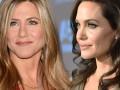 Развод Джоли и Питта: соцсети отреагировали гифками с Дженнифер Энистон