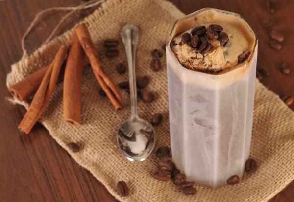 Рецепт                  Холодный кофе с шоколадом