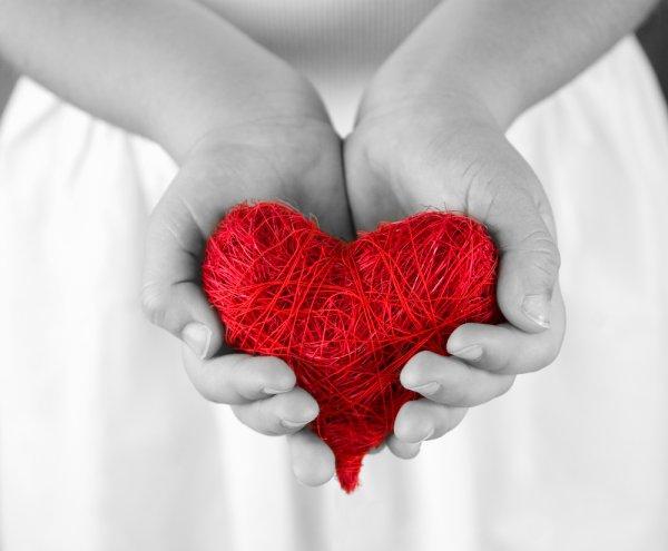 Ты можешь встретить любовь в День святого Валентина