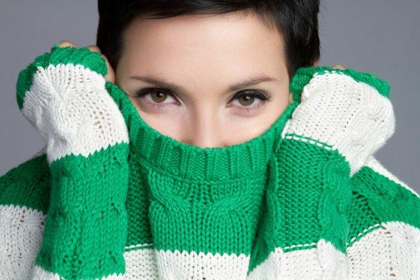 Чтобы тебе было тепло и комфортно зимой, ешь  продукты богатые йодом, калием, железом и магнием