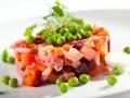 Вкусные постные салаты: ТОП-5 рецептов