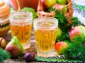 Яблочный компот: Три осенние идеи