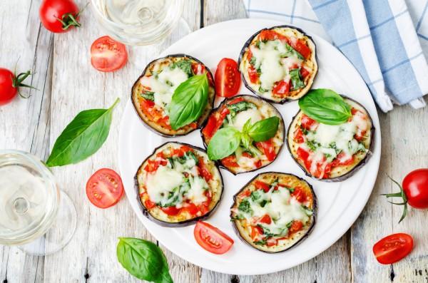Рецепт                  Жареные баклажаны по-итальянски