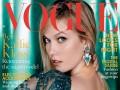 Карли Клосс украсила страницы британского Vogue