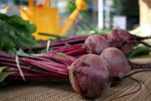 Свекла – лидер по содержанию йода среди овощей и фруктов