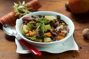 Рагу можно готовит практически из всех овощей