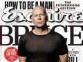 Брюс Уиллис в фотосессии для Esquire