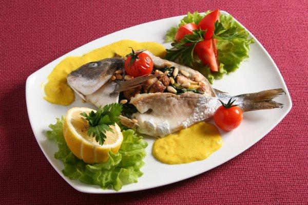 Лучше съешьте рыбу