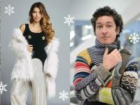 Украинские артисты поздравили с Новым годом читательниц Ivona: смотри видео
