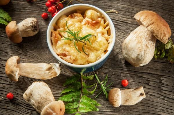Рецепт                  Рецепты на Новый год: Жюльен с курицей и грибами